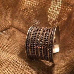 Tribal Bracelets Silver 800